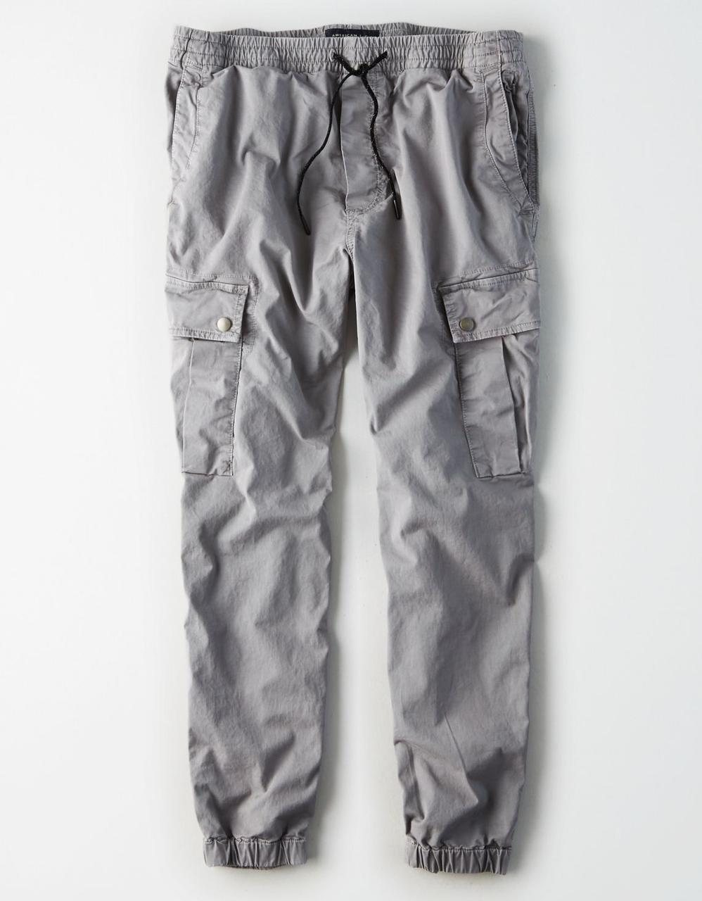 0389cf57b6 American Eagle Joggers, AE Military Cargo Jogger for Men at Aeo.in