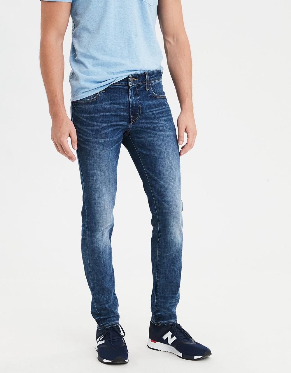 12cca577 American Eagle Jeans, AE NE(X)T LEVEL SKINNY JEAN for Men at Aeo.in